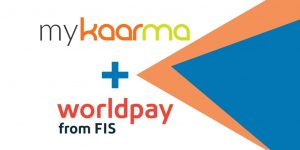 mykaarma and worldpay integrated partnership