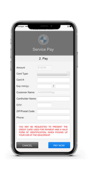 online payments phone