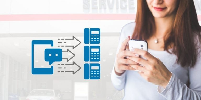 Customer TextDirext to dealer
