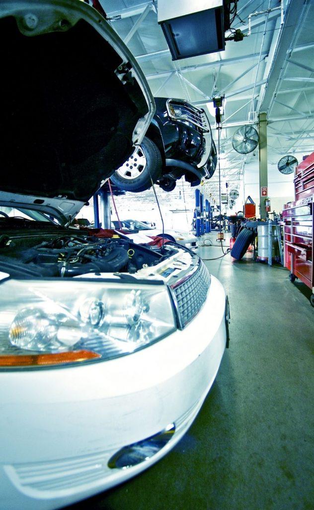 auto recall repairs